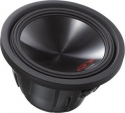 Alpine Type-R SWR-12D4 12 3000 Watt Dual 4-Ohm Subwoofer With Staggering Power Handing And Ultra-Responsive Control