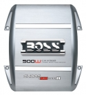 Boss Audio Systems CXX502 500 Watts Class D Monoblock Power Amplifier Remote Subwoofer Level Control