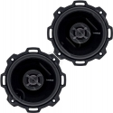 Rockford Fosgate Punch P142 4-Inch  Full Range Coaxial Speakers
