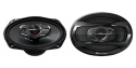 Pioneer TS-A6985R 6 x 9 (6x9) 4-Way TS Coaxial Car Speakers