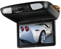 BOSS Audio BV12.1MCH Mobile-Video Flip-Down 12.1-inch Screen Monitor DVD/CD/USB/SD/MP4/MP3 Player with Remote
