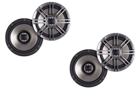 Polk Audio DB651s Slim-Mount 6.5-Inch Coaxial Speakers - 2 pairs (4 speakers)