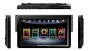Power Acoustik PD-718NB Multimedia 7-Inch Oversize Screen In-Dash DVD with iPod-Certified Input