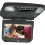 Audiovox AVXMTG9B 9 Monitor with Built-in DVD Player (Black)