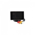 Abco Tech® 3.5'' Color TFT Car Monitor Support 480 x 272 Resolution