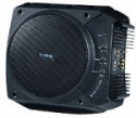 Infinity Basslink 200-Watt, Dual 10-Inch Powered Subwoofer System (Black)