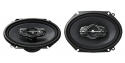 Pioneer TS-A6885R 6 x 8 4-Way TS Series Coaxial Car Speakers